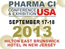 2013 Pharma CI Conference & Exhibition