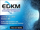 ELNs, Data Informatics and Knowledge Management
