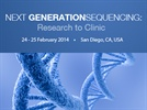 Next Generation Sequencing: Research to Clinic