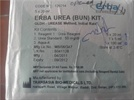 Erba Manheim Urea Assay Kit