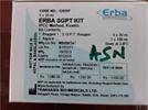 Erba Manheim SGPT Assay Kit