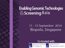 Enabling Genomic Technologies & Screening Asia