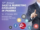 10th Annual Sales & Marketing Excellence in Pharma