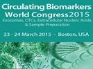 Circulating Biomarkers World Congress 2015