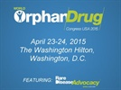 World Orphan Drug Congress USA 2015