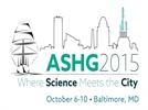 ASHG Annual Meeting