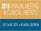 2015 AACC Annual Meeting & Clinical Lab Expo