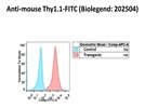 Anti-Thy1.1 antibody for flow cytometry