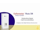 Watch Video: Cellometer® Auto X4: Measuring Algae Cell Concentration Streaming Video
