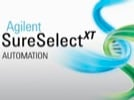 Watch Video:  Agilent SureSelectXT Automated Library Prep and Capture System Streaming Video