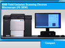 8500 Field Emission Scanning Electron Microscope (FE-SEM) Streaming Video