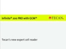 Watch Video: Infinite® 200 PRO with Gas Control Module GCM™ - Tecan's New Expert Cell Reader Streaming Video