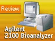 Agilent 2100 Bioanalyzer