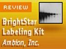 Ambion's BrightStar Psoralen-Biotin Nonisotopic Labeling Kit