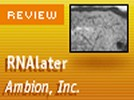 Ambion's RNAlater