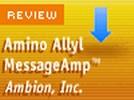 Ambion Amino Allyl aRNA Labeling Kit