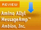 Ambion's Amino Allyl MessageAmp aRNA Kit