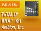 Ambion's ToTally RNA kit