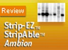 Ambion's Strip-EZ Probe Synthesis and Removal Kits