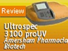 Ultrospec 3100 pro UV/Visible Spectrophotometer GE Healthcare
