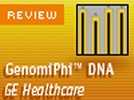 GenomiPhi DNA Amplification Kit by GE Healthcare (formerly Amersham Bioscience)