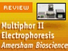 GE Healthcare, formerly Amersham Biosciences' Multiphor II Electrophoresis System