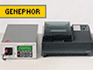 GenePhor Electrophoresis Unit from GE Healthcare (formerly Amersham Biosciences)