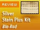 Bio-Rad's Silver Stain Plus Kit