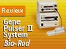 Biorad's Gene Pulser II System