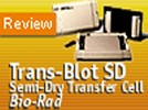 Bio-Rad's Trans-Blot SD Semi-Dry Electrophoretic Transfer Cell