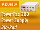 PowerPac 200 Power Supply