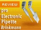 Brinkmann Eppendorf's Research pro Pipette