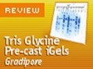 Gradipore's Tris Glycine Pre-Cast iGels