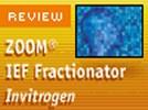 Invitrogen's Zoom IEF Fractionator