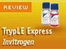 Invitrogen's TrypLE Express
