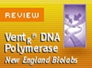 New England Biolabs' VentR® DNA Polymerase