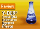 Pierce's Y-DER™ Yeast DNA Extraction Reagent