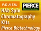 Pierce's NAb Protein A Spin Chromatography Kit