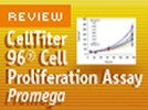 Promega's CellTiter 96 Non-Radioactive Cell Proliferation Assay