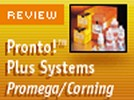 Promega/Corning's Pronto!™ Plus System