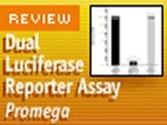 Promega's Dual Luciferase Reporter Assay
