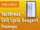 Promega's FastBreak Cell Lysis Reagent