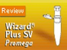 Promega's Wizard Plus SV Minipreps DNA Purification System