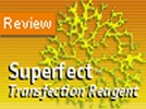 Qiagen's Superfect Transfection Reagent