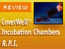 Research Product International's Coverwell Incubation Chambers