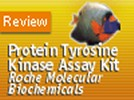 Roche Molecular Biochemicals' Protein Tyrosine Kinase Assay Kit (Non-Radioactive)
