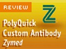 PolyQuick Custom Antibody Development Service by Zymed Laboratories Inc.