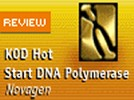 Novagen's KOD DNA Polymerase