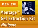 Millipore's Montage DNA Gel Extraction Kit