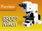 Nikon's Eclipse E800 Microscope